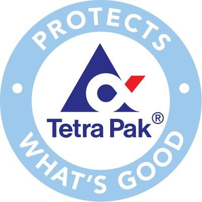 Tetra Pak logo (PRNewsfoto/Tetra Pak)