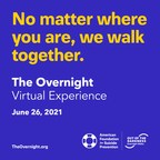 The Overnight Virtual Experience Launches for 2021