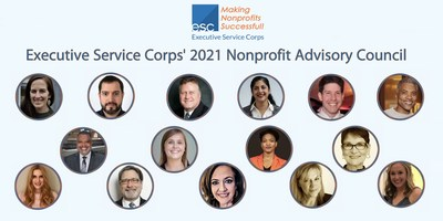 Executive Service Corps 2021 Nonprofit Advisory Council