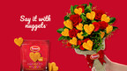 """Roses are Red, Violets are Blue, Tyson® Brand """"Chicken Nugget..."""