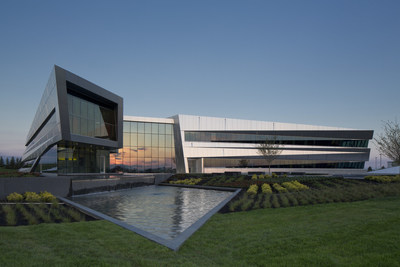 The Connor Group Headquarters. Photo credit: Brad Feinknopf