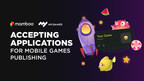 Mamboo Games opens applications for publishing mobile games to everyone