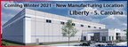 Peabody Engineering Expands its Manufacturing Footprint to the East Coast