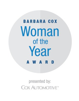 Cox Automotive presented the 2021 Barbara Cox Woman of the Year Award to Corina Diehl, owner and president of Diehl Automotive, a five-dealership group headquartered in Butler, Pa.