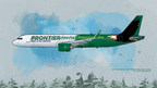 Frontier Airlines Selects Pratt & Whitney GTF™ Engines to Power 134 Airbus A320neo Family Aircraft