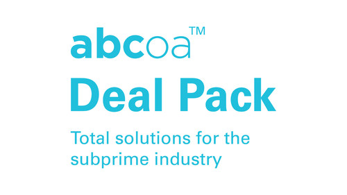 ABCoA Deal Pack total solutions for the subprime industry