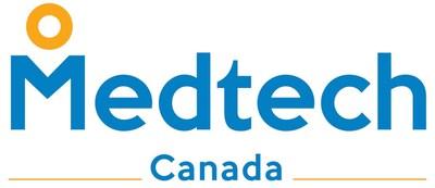 Medtech Canada Logo (CNW Group/Medtech Canada)