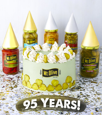 Happy 95th Birthday to Mt. Olive Pickle Company