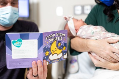 Research shows that reading to children in early infancy improves vocabulary and reading skills later in life.