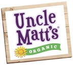 Uncle Matt's Organic® Offers a New Way to Get Juiced Up with the...