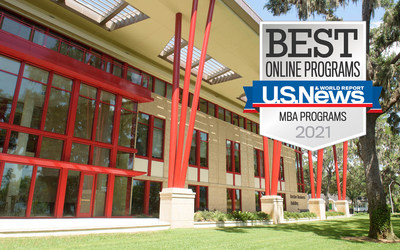 U.S. News & World Report Ranks FSC's Online MBA Program Among Top 100 In Nation