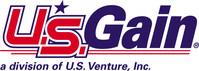 U.S. Gain logo (PRNewsfoto/U.S. Gain)