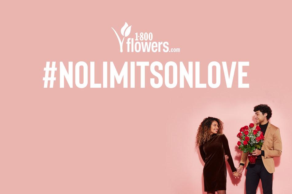1-800-Flowers.com #NoLimitsOnLove