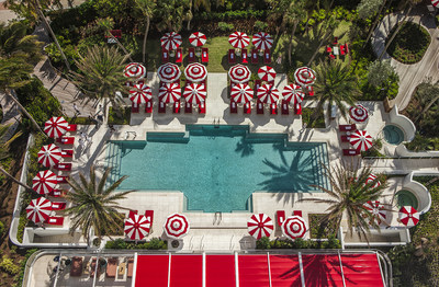 Perched overlooking spectacular white sand and turquoise waters, Faena Hotel Miami Beach boasts decadent design, luxe amenities, and legendary service, making each and every guest feel like a star.