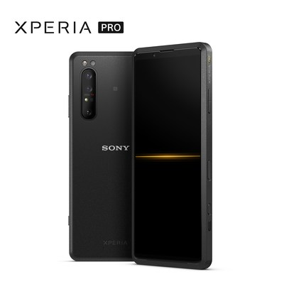 The New Xperia® PRO Communication Device from Sony Electronics