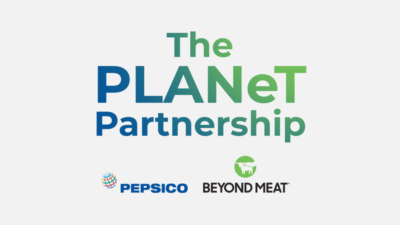 (PRNewsfoto/Beyond Meat,PepsiCo)