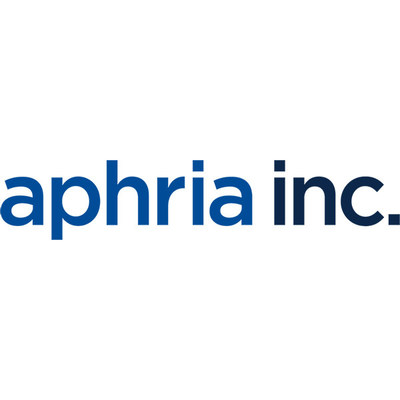 Aphria Inc. Logo (CNW Group/AMP German Cannabis Group Inc.)