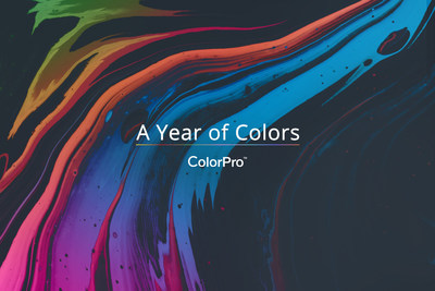 """The """"A Year of Colors"""" campaign aims to create a digital hub for creators to showcase their work and become part of a larger community of photographers, designers, and artists."""