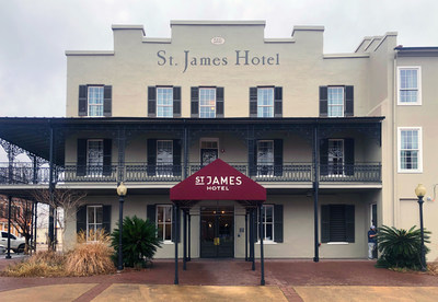 The Woodforest CEI-Boulos Opportunity Fund, established by Woodforest National Bank® and CEI-Boulos Capital Management, made a $2 million equity investment in the redevelopment of the historic, St. James Hotel in downtown Selma, Alabama into a boutique 55-key, Hilton™ Tapestry, full-service hotel.
