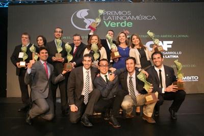 (PRNewsfoto/Premios Latinoamérica Verde)