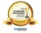 "FreightPOP announced as ""The Future of Freight Management"" by Logistics Tech Outlook, named to magazine's Top Transport Management Solution providers for second year"