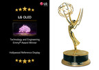 LG OLED TV Honored At 72nd Annual Technology & Engineering Emmy® Awards
