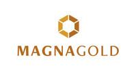 Magna Gold Corp logo (CNW Group/Magna Gold Corp.)