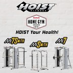 HOIST Fitness Mi7Smith Functional Trainer Wins 2021 Men's Health Home Gym Award