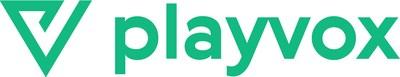 Playvox Logo (PRNewsfoto/Playvox)