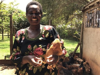 Hatching Hope is an example of Cargill and Heifer's shared belief in the value of safe, sustainable and affordable animal protein in the diet – as well as a commitment to improving the livelihoods of smallholder farmers.