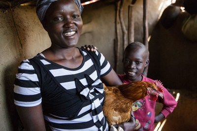 Hatching Hope combines Cargill's expertise in poultry supply chains and nutrition with Heifer International's 76 years of experience working with smallholder livestock producers to address all parts of the poultry system.