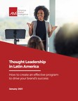 Latin America Thought Leadership Manual Published by Americas Market Intelligence