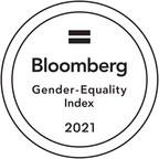 BorgWarner Inc. Included in 2021 Bloomberg Gender-Equality Index