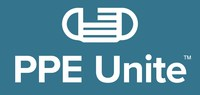 PPE Unite distributes critical PPE supplies. (PRNewsfoto/Logisticom)