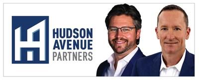 Hudson Avenue Partners Ryan Deegan (L) and Kelly Stotler (R).