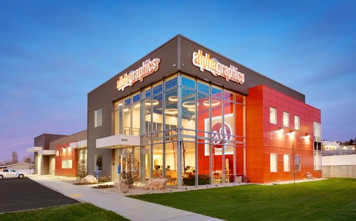 AlphaGraphics was recently named a top franchise by Entrepreneur.
