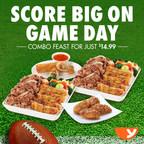 Yoshinoya Japanese Kitchen Celebrates Super Bowl LV with $14.99 Combo Feast Deal