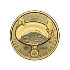 La historia de Canadá y su cultura diversa son capturadas en dos nuevas obras maestras de oro de la Real Casa de la Moneda de Canadá