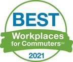 More Than 450 Workplaces Named Best Workplaces for Commuters...