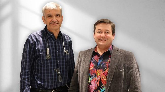 Banty founders Dr. Richard Tytus & Scott Wilson