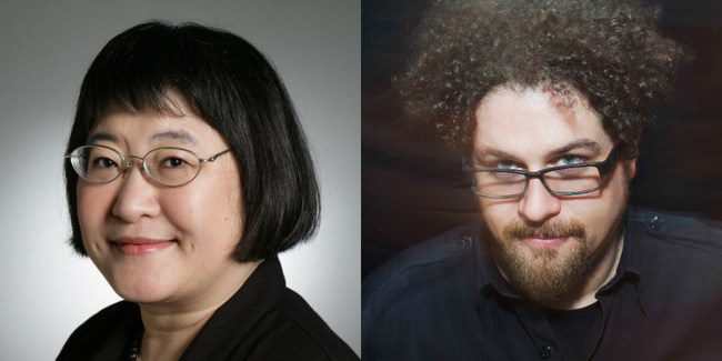 The distinguished guest composers for the 2021 Mizzou International Composers Festival are Chen Yi and David T. Little