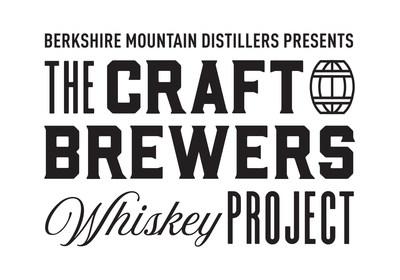 BMD's Craft Brewers Whiskey Project logo (PRNewsfoto/Berkshire Mountain Distillers)