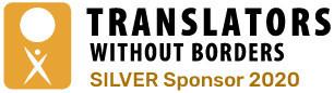 Translators Without Borders | Silver Sponsor