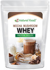 Z Natural Foods Releases New Mocha Mushroom Whey Protein