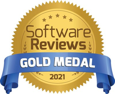 "isolved has been awarded a Gold medal and Leader position in the ""2021 Human Capital Management Data Quadrant"" report from SoftwareReviews."