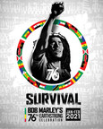 The Marley Family And UME Continue Bob Marley Celebrations and Commemorative Events Leading Into Bob Marley's 76th Birthday On February 6