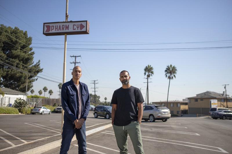 Slauson & Co. Co-Founders Austin Clements (L), Ajay Relan