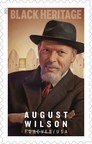 44th Black Heritage Stamp, Honoring Legendary Playwright August Wilson, Now Available