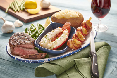 During Lobsterfest® at Red Lobster®, guests are invited to dive into craveable lobster dishes like the exciting NEW! Ultimate Surf and Turf.