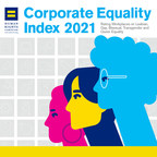 Hallmark Earns Top Marks on Human Rights Campaign's 2021 Corporate Equality Index